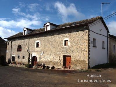TURISMO VERDE HUESCA. Casa Ventura de Osia